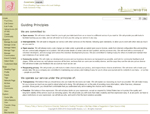 Celerity: Black text on white background; olive color highlights